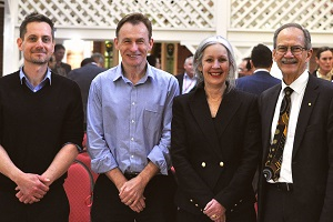 Photograph of Research Strategy Launch