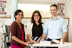 Photograph of staff from Strategic Intent brochure