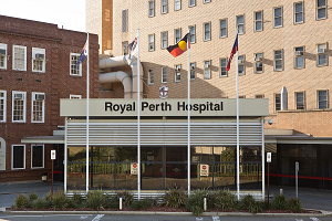 Photograph of Royal Perth Hospital