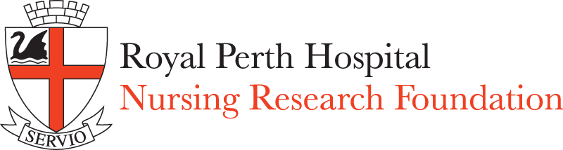 Logo for Nursing Research Foundation